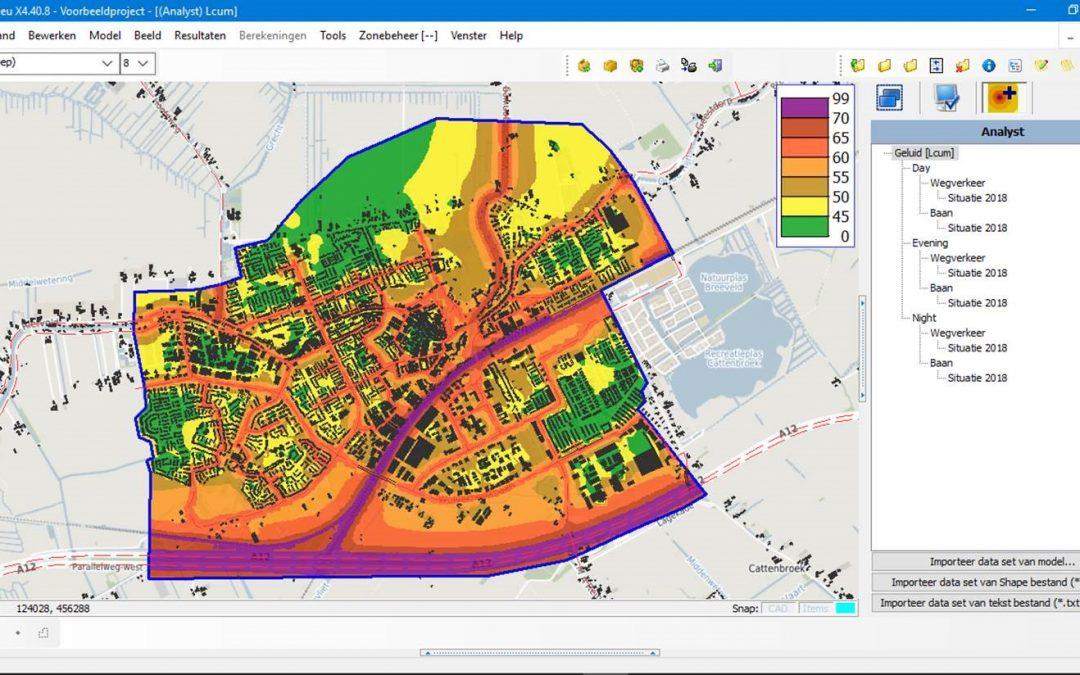 Nieuw: Geomilieu Analyst als module in Geomilieu beschikbaar!