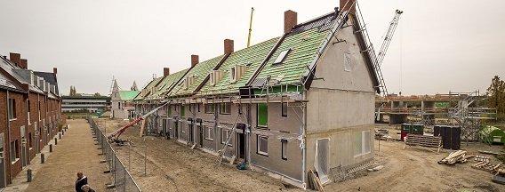 Bijna 40% nieuwbouwwoningen veel zuiniger dan norm