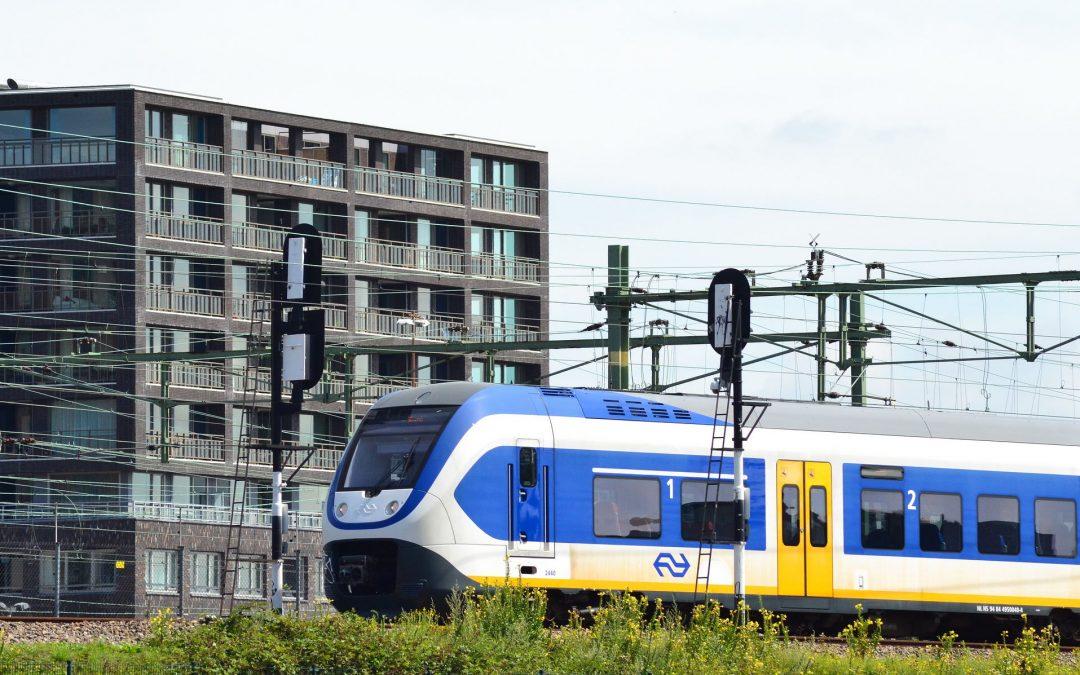 Update voor railverkeerslawaai voor Geomilieu