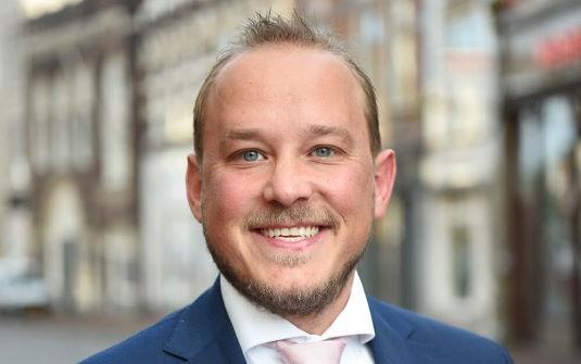 Loran van der Kooij – commercieel manager bij KVMC