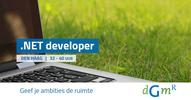 Vacature .NET developer