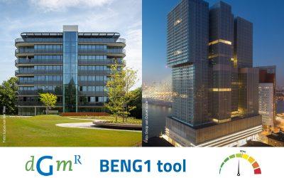 Ontwerpen met de nieuwe BENG1 tool