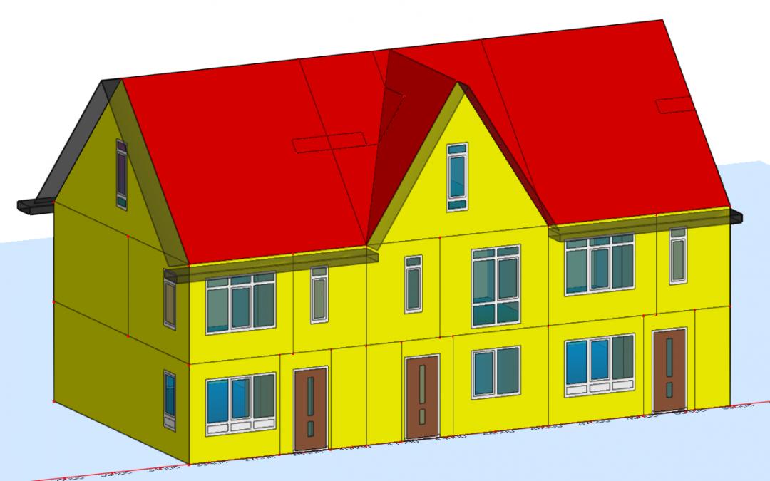 Een gebouwmodel exporteren naar Uniec 3 nu nog makkelijker