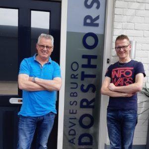 Louis en Kees Dorsthorst